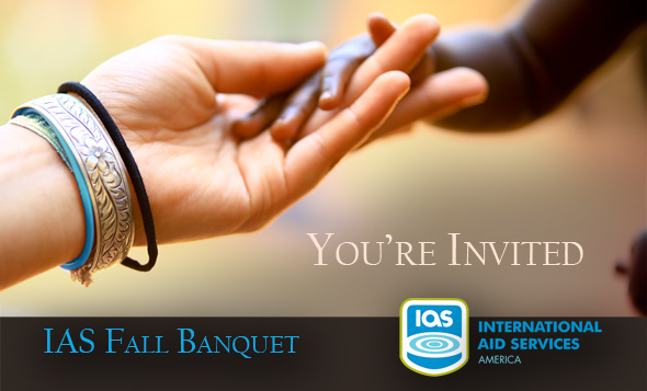 You're Invited to the 2012 IAS Fall Banquet