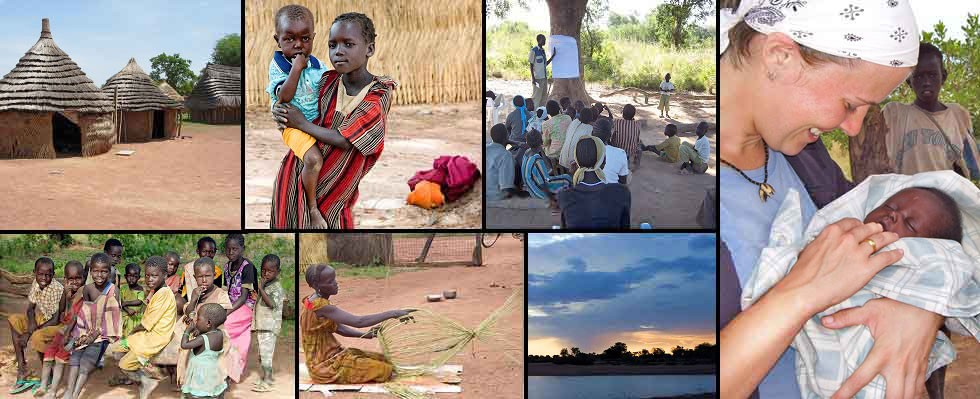 IAS, Health and Sanitation in Southern Sudan