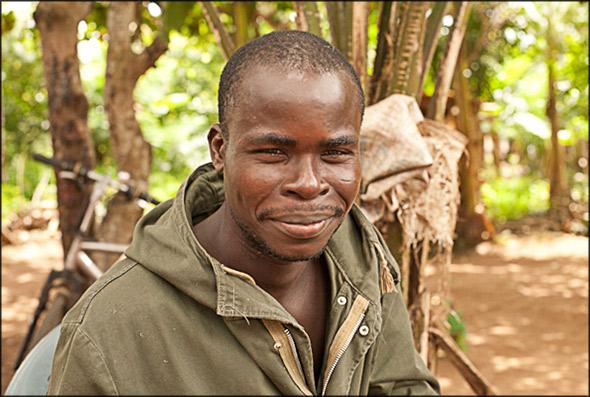 Ofosu Mensah of Ghana